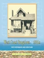 West Coast Bungalows of the 1920s - With Photographs and Floor Plans ebook by E. W. Stillwell & Co.