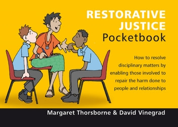 Restorative Justice Pocketbook ebook by Margaret Thorsborne