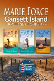 Gansett Island Boxed Set Books 4-6 ebook by Marie Force