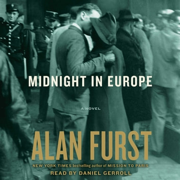 Midnight in Europe audiobook by Alan Furst