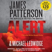 Alert audiobook by James Patterson, Michael Ledwidge