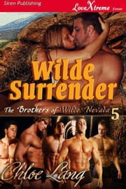 Wilde Surrender ebook by Chloe Lang