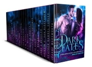 Dark Fates ebook by Joanne Wadsworth, Heather Hambel Curley, Kristin D. Van Risseghem,...