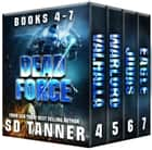 Dead Force Series - Books 4-7 ebook by SD Tanner