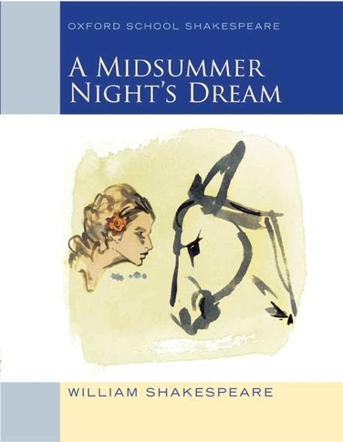 the theme of love in a midsummer nights dream by william shakespeare Plot summary of and introduction to william shakespeare's play a midsummer night  and other resources plot summary of and introduction to william shakespeare's play a midsummer night's dream, with links to online texts, digital images, and other resources  titania, uses the flower juice on her eyes she falls in love with bottom.