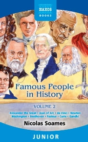 Famous People in History Volume 2 ebook by Nicolas Soames