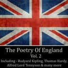 Poetry of England Volume 2, The audiobook by