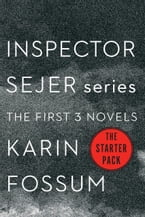 Inspector Sejer Series, The First Three Novels