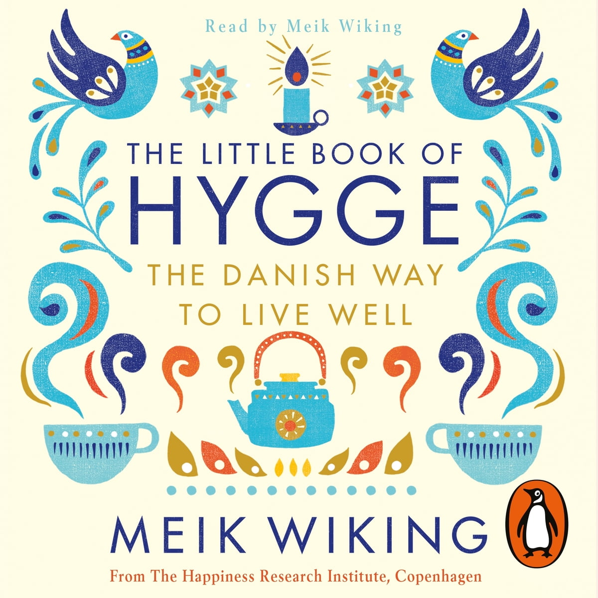 The Little Book of Hygge Audiobook by Meik Wiking - 9780241980217 ...