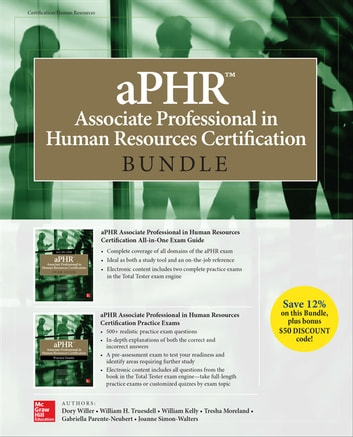 aPHR Associate Professional in Human Resources Certification Bundle ...