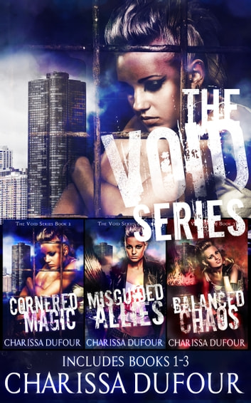 The Void Series: Books 1-3 ebook by Charissa Dufour