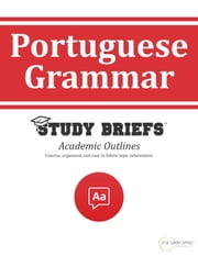 Portuguese Grammar ebook by Little Green Apples Publishing, LLC ™
