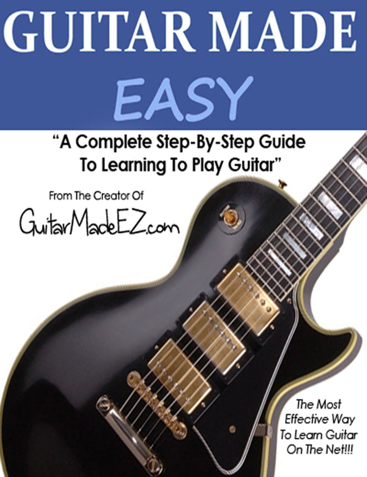 Steps To Learning Guitar : guitar made easy a complete step by step guide to learning guitar ebook by justin sours ~ Russianpoet.info Haus und Dekorationen