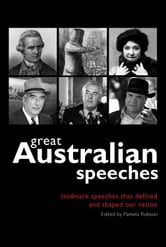 Great Australian Speeches ebook by Pamela Robson