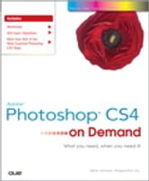 Adobe Photoshop CS4 on Demand ebook by Steve Johnson,Perspection Inc.