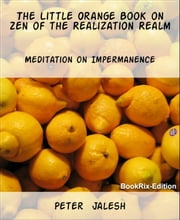 The Little Orange Book on Zen of the Realization Realm - Meditation on Impermanence ebook by Peter Jalesh