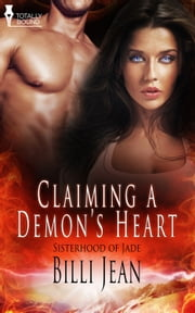 Claiming a Demon's Heart ebook by Billi Jean