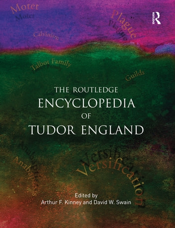 Tudor England - An Encyclopedia ebook by