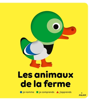 Les animaux de la ferme eBook by