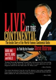 LIVE AT THE CONTINENTAL ebook by Steve Ostrow