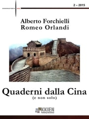 Quaderni dalla Cina (e non solo) 2-2015 ebook by Kobo.Web.Store.Products.Fields.ContributorFieldViewModel