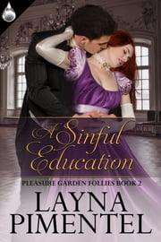 A Sinful Education ebook by Layna Pimentel