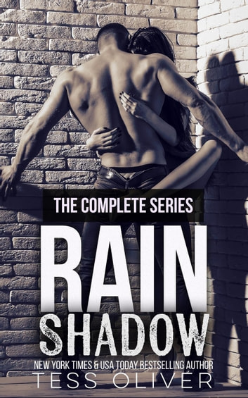 Rain Shadow Complete Series Ebook By Tess Oliver 9781501490101