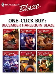 One-Click Buy: December Harlequin Blaze - Strokes of Midnight\Talking In Your Sleep...\Baby, It's Cold Outside\The Big Heat\What She Really Wants For Christmas ebook by Jacquie D'Alessandro,Hope Tarr,Samantha Hunter,Cathy Yardley,Jennifer LaBrecque,Debbi Rawlins