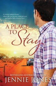 A Place To Stay ebook by Jennie Jones