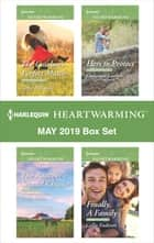 Harlequin Heartwarming May 2019 Box Set - A Clean Romance eBook by Cathy McDavid, Catherine Lanigan, Leigh Riker,...