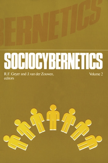 Sociocybernetics - An actor-oriented social systems approach Vol. 2 ekitaplar by
