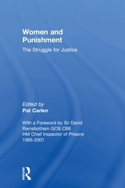 Women and Punishment ebook by Pat Carlen
