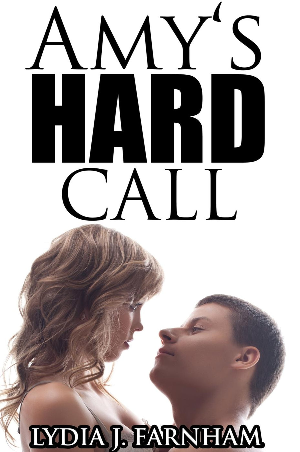 amy's hard call (bbw mmf bi threesome) ebooklydia j. farnham