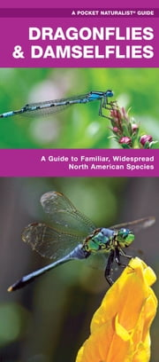 Dragonflies & Damselflies - A Folding Pocket Guide to Familiar Widespread, North American Species ebook by James Kavanagh,Raymond Leung