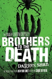 Brothers to the Death ebook by Darren Shan