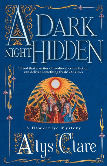 Dark Night Hidden ebook by Alys Clare