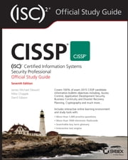 CISSP (ISC)2 Certified Information Systems Security Professional Official Study Guide ebook by James M. Stewart, Mike Chapple, Darril Gibson