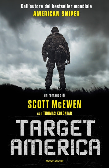 Target America ebook by Scott McEwen