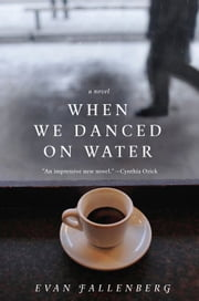 When We Danced on Water - A Novel ebook by Evan Fallenberg