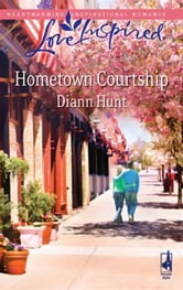 Hometown Courtship ebook by Diann Hunt