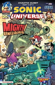 Sonic Universe #49 ebook by Ian Flynn, Tracy Yardley!, Jim Amash, Matt Herms, Jack Morelli, Steve Downer