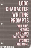 1,000 Character Writing Prompts