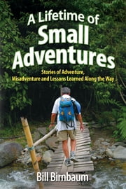 A Lifetime of Small Adventures ebook by Bill Birnbaum