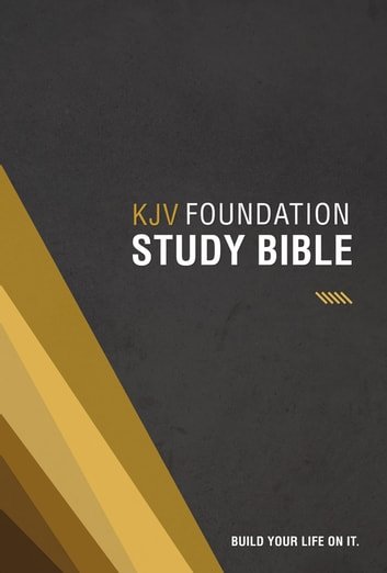 KJV, Foundation Study Bible, eBook ebook by Thomas Nelson