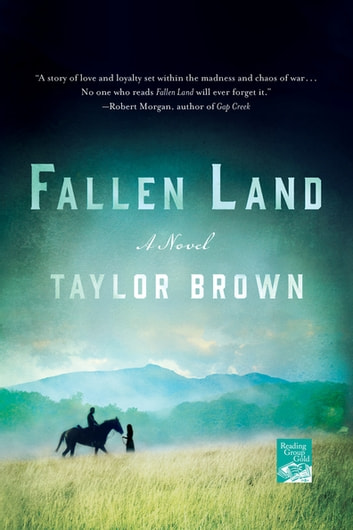 Fallen Land - A Novel eBook by Taylor Brown