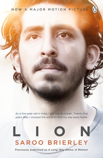 Lion - A Long Way Home ebook by Saroo Brierley