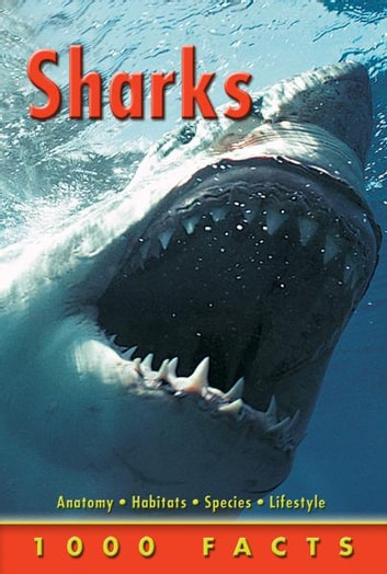 1000 Facts Sharks ebook by