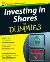 Investing in Shares For Dummies ebook by David Stevenson,Paul Mladjenovic