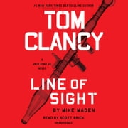 Tom Clancy Line of Sight audiobook by Mike Maden