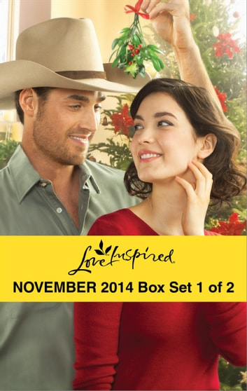 Love Inspired November 2014 - Box Set 1 of 2 - An Anthology ebook by Jenna Mindel,Marta Perry,Linda Goodnight,Glynna Kaye